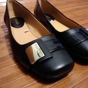 Calvin Klein 7.5 Black Flats